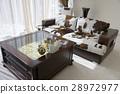 테이블, 공간, 소파 28972977