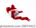 선물, 프레젠트, 리본 28974022