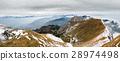 Mountain Landscape. Mount Pilatus, Switzerland 28974498