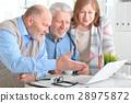 laptop, older, people 28975872