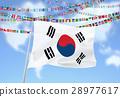 ธงชาติ,ธง,โตเกียว 28977617