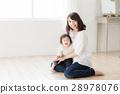 父母和小孩 親子 小朋友 28978076