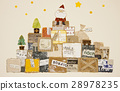 크리스마스, 이브, 선물 28978235