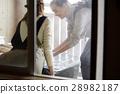 外國婦女享受旅行和日本婦女 28982187