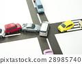 교차로, 자동차, 차 28985740