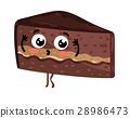 蛋糕 矢量 矢量图 28986473