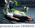 raw fish 28986685