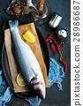 raw fish 28986687