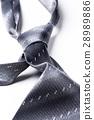 Gray man's tie 28989886