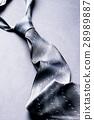 Gray man's tie 28989887