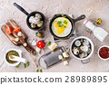 fried, eggs, quail 28989895