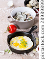 fried, eggs, quail 28989899