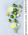 limes, green, fruit 28989939