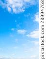 天空 藍天 白雲 28994768