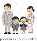 入学典礼 樱花 樱桃树 28995975