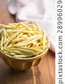 Raw italian pasta. 28996029