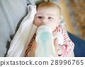 baby, father, feeding 28996765
