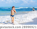 男孩 海滩 乐趣 28996921