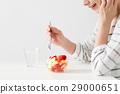 水果 女生 女孩 29000651