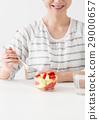 水果 女生 女孩 29000657