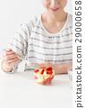 水果 女生 女孩 29000658