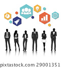 Vector UI Illustration Business People Concept 29001351