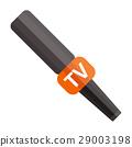 icon, interview, vector 29003198