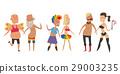 vector, homosexual, people 29003235