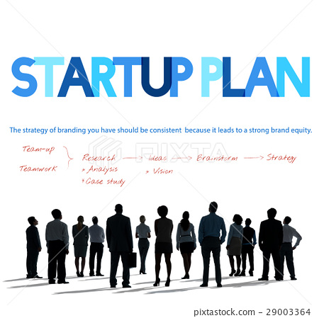 Business Startup Plan Target Concept 29003364