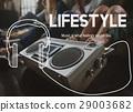 Music Lifestyle Leisure Entertainment Concept 29003682