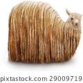 อัลพาก้า,สัตว์,ภาพวาดมือ สัตว์ 29009719