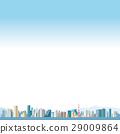 tokyo, cityscape, vector 29009864