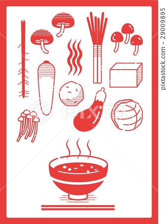 Miso soup 29009895