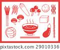 Miso soup 29010336