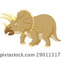 Triceratops cartoon 29011317