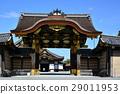 castle, kyoto, ancient city 29011953