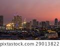 曼谷 市中心 大城市 29013822