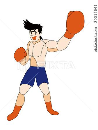 A provocative boxer 29015641