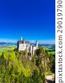 ปราสาทนอยซเวนสไตน์,ปราสาท,เยอรมัน 29019790