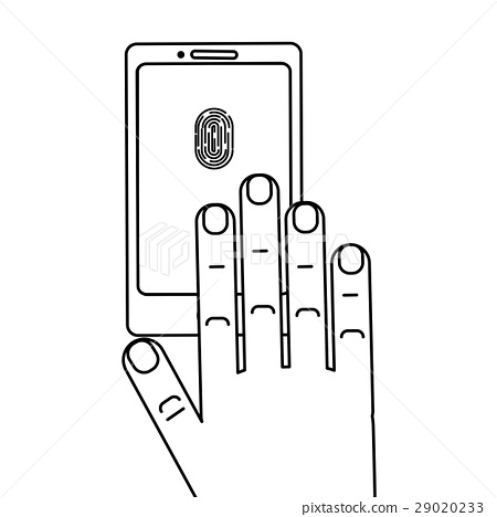 fingerprint biometric identification 29020233
