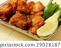 deep-fried chicken, deep-fried, chicken 29028187