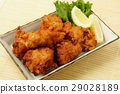 deep-fried chicken, deep-fried, chicken 29028189
