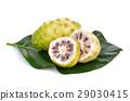 Exotic Fruit - Noni on white background 29030415