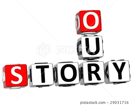 3D Our Story Crossword 29031716