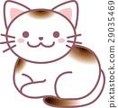 一只猫 29035469
