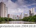 The skyline of Recife in Pernambuco, Brazil from 29041618