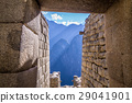 Interior view of Machu Picchu Lost Inca City 29041901