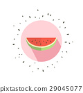 card summer melon 29045077