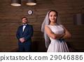 新娘 婚禮 新郎 29046886