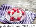 bowl, cream, fresh 29047171